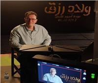 """صلاح الجهيني: مسلسل """"ولاد رزق"""" لن يكون بأبطال الفيلم"""