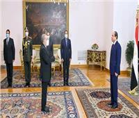 رئيس الوزراء يهنئ وزير الإنتاج الحربي على توليه المسئولية