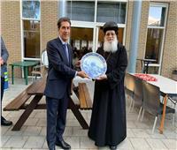 بمناسبة انتهاء عمله.. حفل تكريم السفير المصري بهولندا بالمركز الثقافي القبطي بأمستردام