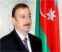 رئيس أذربيجان يهنئ السيسي بذكرى ثورة يوليو