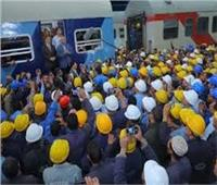 فكري: تعيين 425 من عمال «الـ 55 يوما» بالسكة الحديد