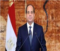 فيديو| السيسي: مصر داعمة لكل الشعوب الراغبة في الحرية والاستقلال