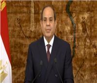 فيديو| الرئيس السيسي: الدولة ماضية في تنفيذ التنمية الشاملة