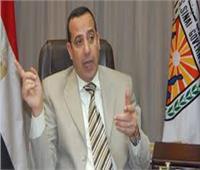 محافظ شمال سيناء يهنئ الرئيس السيسي بذكري ثورة 23 يوليو