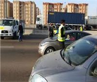 """""""المرور"""" تواصل حملاتها على الطرق وتضبط 4051 مخالفة"""