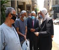 وزيرة التضامن: فتح منافذ صرف المعاشات خلال إجازة 23 يوليو