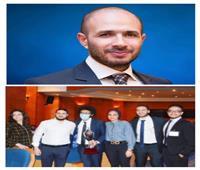 """ياسمين الكاشف أفضل مرشد أكاديمي.. وطلاب جامعة مصر في صدارة مسابقة """"ايناكتس"""""""