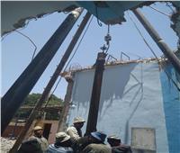 بتكلفة 3 ملايين جنيه.. توصيل المياه للقرى المحرومة بجهينة في سوهاج