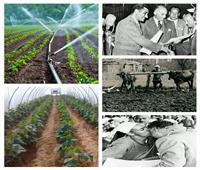 في ذكرى 23 يوليو.. ثورة أنصفت الفلاحين وطفرة زراعية في عهد السيسي
