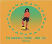 «كاف» يعلن 5 أولويات في تأسيس استراتيجية تطوير كرة القدم النسائية