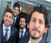 أبو ريدة يهنئ أحمد حجازي بالصعود للدوري الإنجليزي الممتاز