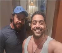 منذر رياحنة ينضم لأبطال مسلسل «سفينة نوح» مع أحمد فلوكس