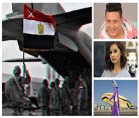 أخبار التريند في أسبوع .. «كلنا الجيش المصري» الأكثر تداولًا