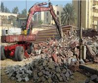 """رئيس جامعة القاهرة: العمل في إنشاء مسرح """"دولت أبيض"""" يسير بخطوات سريعة"""
