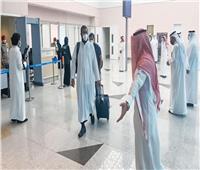 حج 2020| بالصور.. الدفعة الأولى من الحجاج يصلون مطار الملك عبدالعزيز
