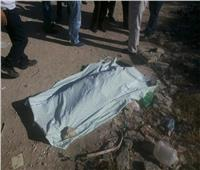 كشف ملابسات واقعة العثور على جثة سائق بأكتوبر