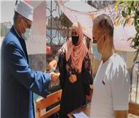 ارتياح بين طلبة الثانوية الأزهرية لسهولة الامتحان بشمال سيناء