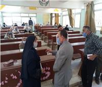 امتحان اللغة العربية للدبلومات الفنية في شمال سيناء بدون شكوى