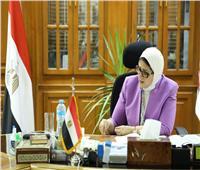 عاجل| وزيرة الصحة تبدأ أول تحرك حكومي لإنتاج لقاحات كورونا محليا