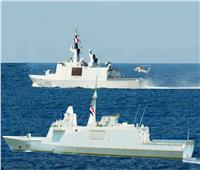 القوات البحرية المصرية والفرنسية تنفذان تدريباً بحرياً عابراً في نطاق البحر المتوسط
