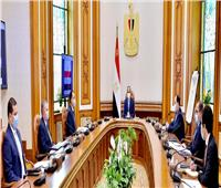 الرئيس السيسي يوجه الحكومة بالاستمرار في تحسين المؤشرات الاقتصادية