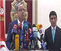الرئيس التونسي يعين وزير الداخلية هشام المشيشي رئيسا للوزراء