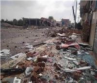 تشكيل لجنة لحصر الأضرار التي لحقت بالمواطنين في قرى بئر العبد