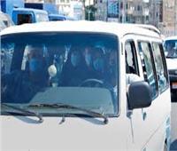 ضبط 1846 سائق نقل جماعي لعدم الإلتزام بإرتداء الكمامات