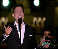 """18 أغنية.. هاني شاكر يطرب زوار """"قصر عابدين"""""""
