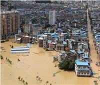 ثمانية ملايين شخص يتضررون من الأمطار الغزيزة في الصين