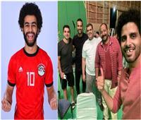 """""""فرفور"""" يجسد محمد صلاح في فيلم «ديدو» لكريم فهمي"""
