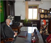 حوار| رئيس جامعة الإسكندرية: سنمتلك أول معمل مصري لفحص الفيروسات