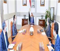 الرئيس السيسي يؤكد على الثوابت المصرية بشأن سد النهضة