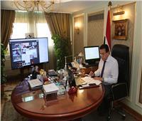 وزيرا التعليم العالي المصري والأردني يبحثان سبل تعزيز التعاون بين البلدين