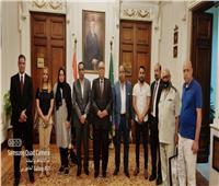 لجنة المواطنة بالوفد تجتمع لدعم مرشحي الحزب في انتخابات الشيوخ