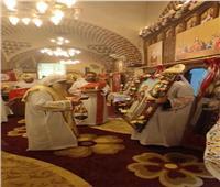 دير القديس بضابا يحتفل بعيد استشهاد شفيع الدير