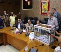 توزيع 1152 وحدة سكنية لأسر المنقولين من رفح والشيخ زويد