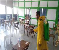 استمرار امتحانات طلاب الفرق النهائية بجامعة القاهرة وسط إجراءات احترازية مشددة