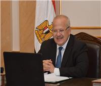 رئيس جامعة القاهرة: تحويل أرض بين السرايات لتكون مركزاً للإبداع خطوة مهمة