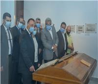 «كنوز البلدية» يكشف عن وثائق نادرة لتاريخ الإسكندرية