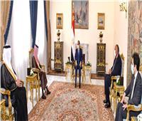 الرئيس السيسي: لن نسمح بتحول ليبيا إلى قاعدة ارتكاز للإرهاب