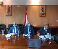 انطلاق الاجتماعات الثلاثية لسد النهضة الإثيوبى برعاية الإتحاد الإفريقى