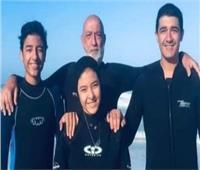 كابتن الشوبكي: أنا الوحيد في مصر اللي باخد فلوس لانتشال الغرقى