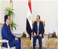 رئيس الوزراء يهنئ الرئيس السيسي بعيد الأضحى المبارك