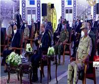 فيديو| رسالة مهمة من الرئيس السيسي للمصريين عن سد النهضة