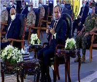فيديو| السيسي: سننجح في اتفاق بشأن سد النهضة يحقق مصالح مصر