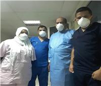 شفاء 231 حالة من فيروس كورونا المستجد بشمال سيناء