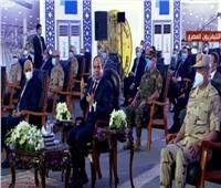 فيديو| الرئيس السيسي يوجه رسالة هامة للمصريين بشأن فيروس كورونا