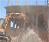 ضبط 82 شخصا لمخالفتهم قرار عدم البناء خلال 24 ساعة