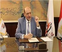 """حزب """"المصريين"""": السيسي يؤسس لمرحلة """"صنع في مصر"""""""